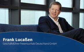 Blaue Couch – Frank Lucaßen