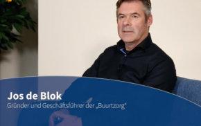Blaue Couch – Pressegespräch mit Jos de Blok