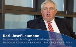 Blaue Couch – Staatssekretär Karl-Josef Laumann