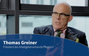 Blaue Couch – Thomas Greiner