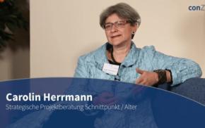 Blaue Couch – Carolin Herrmann