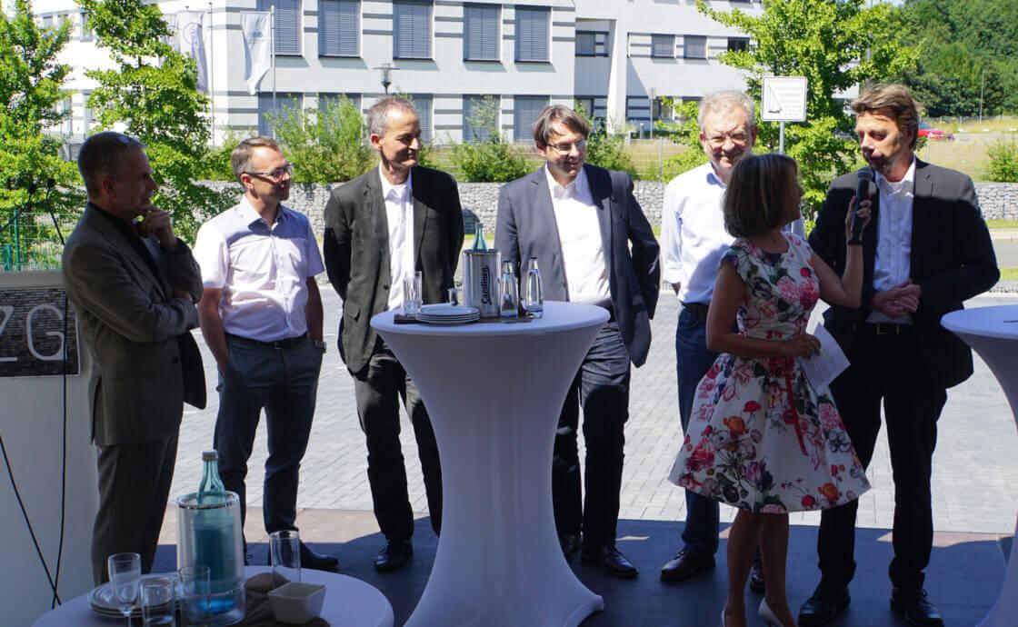 Innovationszentrum Gesundheitswirtschaft eröffnet