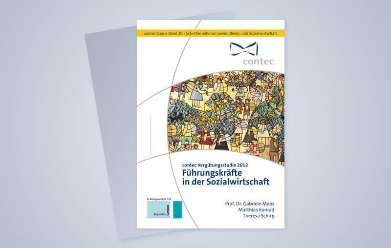 Vergütungsstudie 2012 - Führungskräfte in der Sozialwirtschaft contec