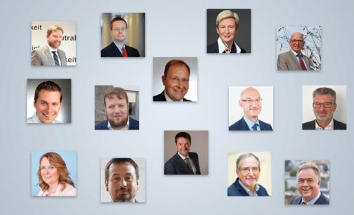 Die Köpfe der Gesundheits- und Sozialwirtschaft 11/2018