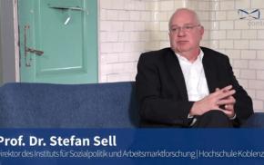 Blaue Couch: Prof. Dr. Stefan Sell – Bewertung der Generalistik