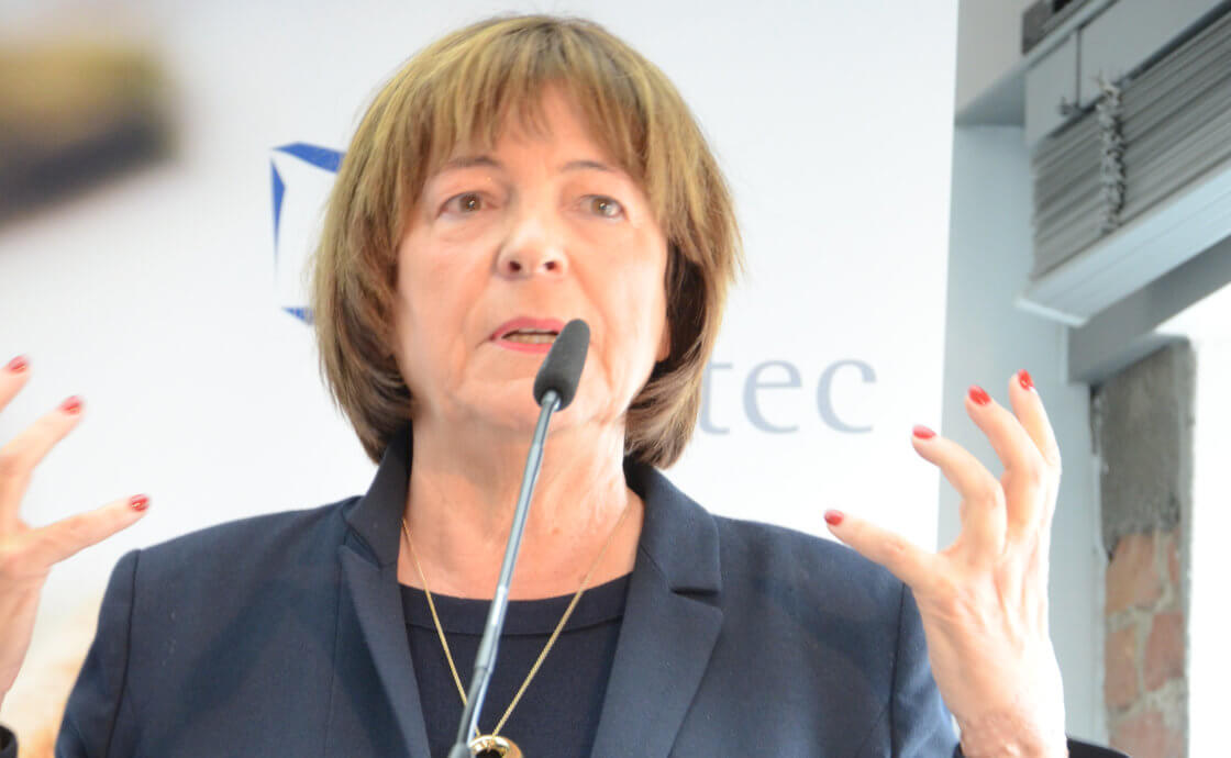 Ulla Schmidt über Inklusion
