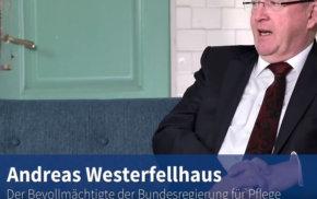 Blaue Couch: Andreas Westerfellhaus – Finanzierung der Pflege
